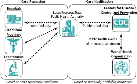 3: National, State, and Local Public Health Surveillance