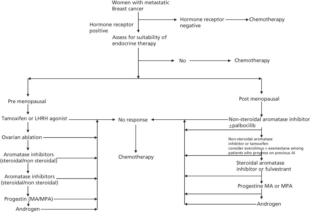 Endocrine Therapy For Hormone Receptor Positive Breast Cancer Oncohema Key